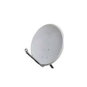 Antena Parabolica Fechada 60cm Soaj07060 Band Ku + Nfe