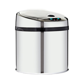 Lixeira Inox Automática Sensor 6 Lts - Banheiro - Promoção!