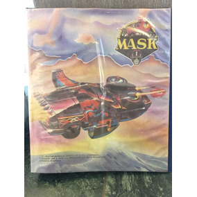 Mask M.a.s.k. Jocsa Kenner Carpeta Escolar