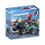Brinquedos Menino Playmobil Fugitivo Quadriciclo Sunny 6879