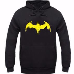 b78c63122 Casaco De Moletom Batman Térmico Frio Básica Heróis Dc