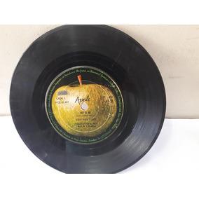 Compacto The Beatles 1970 Com Chiadinhos