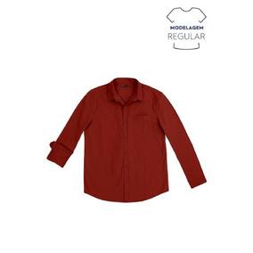 Camisa Social Da Hering Kids - Camisa Manga Longa no Mercado Livre ... d474f6d020a