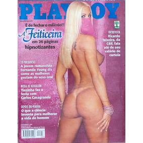 Revista Playboy Nº 293 - A Feiticeira 1999 (envio Incluído)