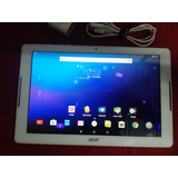 Tablet Acer 10.1 Model B3-a30 Con 32gb, 1 Gb Android 6