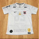 Camisa Corinthians 2018/2019 Branca Número 10 Preço Atacado