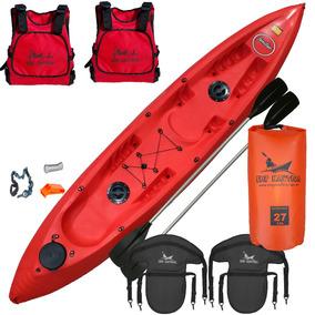 Kayak Triple Familiar By Emp Nautica Combo Doble Full