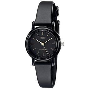 Reloj De Moda Casio Mujer Casual Lq139a-1e Negro