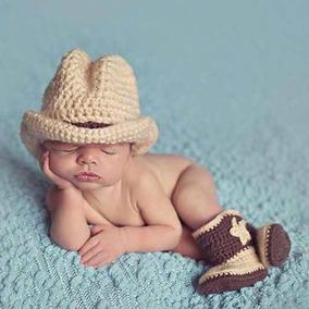 Roupas Cowboy Newborn - Brinquedos e Hobbies no Mercado Livre Brasil b1a0dc4e562