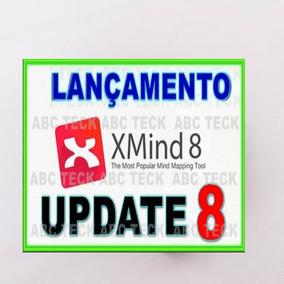 Xmind 8 Lançamento Nova Versão 2019 Full Update 8 Pro. Win