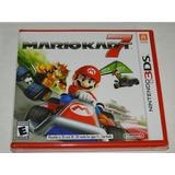 Mario Kart 7 - Nintendo 3ds - Sellado