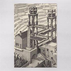 Poster 40x60cm Arte Escher 4