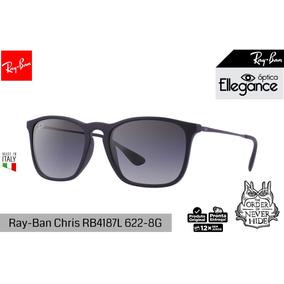 Ray Ban Rb4187 622 8g De Sol - Óculos no Mercado Livre Brasil c1f0f89ae8