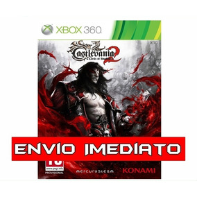 Castlevania Lords Of Shadow 2xbox 360 Original Mídia Digital