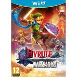 Hyrule Warriors Nintendo Wii U Videojuego Disco Físico