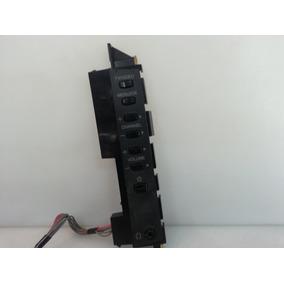 Teclado Funções Sensor Ir Tv Jvc Lt32ex18 Ggb90011 Semi Nova