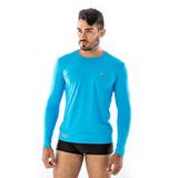 Kit 3 Camiseta Masculina Para Pesca Térmicas Proteção Uv