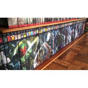 Graphic Novels Marvel/salvat Capa Preta 01 A 102