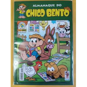 Revista Almanaque Do Chico Bento N°66