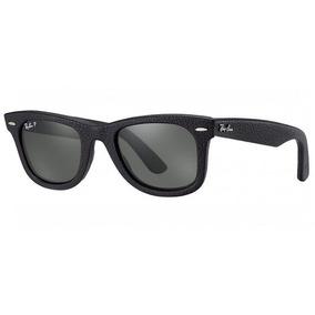 Ray Ban Wayfarer Polarizado Em Couro - Óculos no Mercado Livre Brasil 4ae7121504