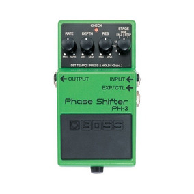 Pedal De Efeito Boss Guit Phaser Ph3