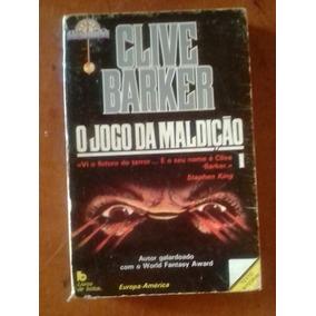 Clive Barker - O Jogo Da Maldicao. Stephen King