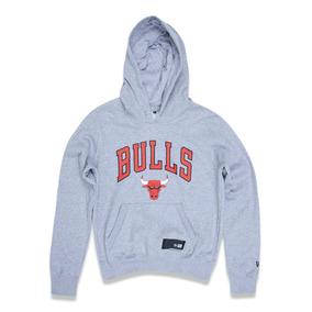 Moletom Feminino Canguru Fechado Chicago Bulls Nba New Era 9573327a55d