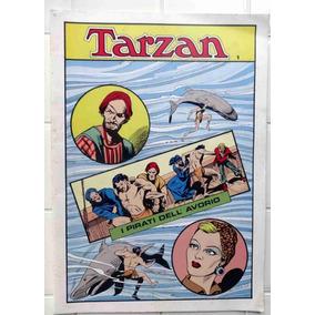 Tarzan - 1 A 4 - Anaf - Rex Maxon - Il Fumetto - 1982
