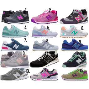 zapatillas mujer new balance 38