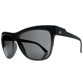 Lentes Electric Visual Modelo Caffeine Gloss Black Grey