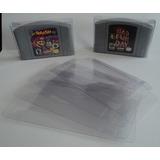 Cajas Portectoras Para Juegos De Nintendo 64