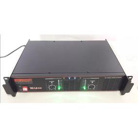 Potencia Tpx1.6 1600 Watts Rms Lançamento
