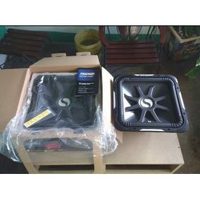 Bajos Kicker L7 15 4ohm 1000 W Rms 2000watt Max