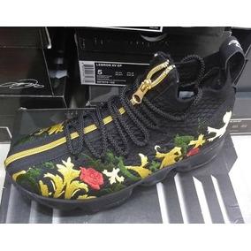 Botas Nike Lebron 15, Para Dama