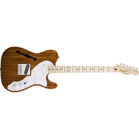 Fender Squier Classic Vibe Telecaster Thinline Flash Musical