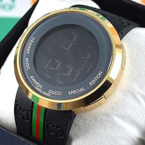023e08a885e Relogio Gucci Grammy - Relógios De Pulso no Mercado Livre Brasil