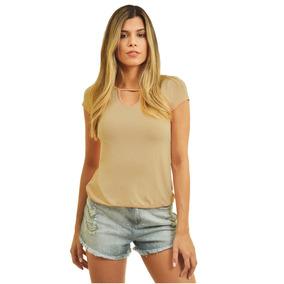 6c3186c25d7dd Blusa Aberta Esportiva Feminina - Camisetas e Blusas no Mercado ...