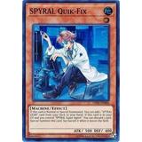 Spyral Quik-fix - Op05-pt006 - Super Rara - Português