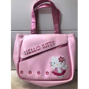 35fd18eebd Cartera Infantil Para Niñas De Hello Kitty