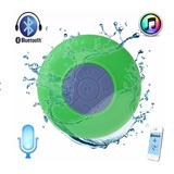 3x Parlante Bluetooth Inalámbrico Impermeable Ducha Agua