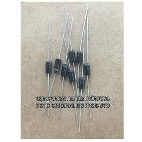 In4007 Diodo Retificador Do-41 1n4007 1a/1000v (10 Unidades)
