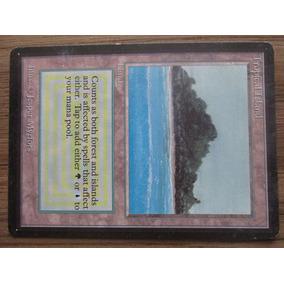 Tropical Island Beta - Carta De Magic The Gathering
