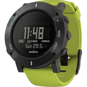 Relógio Suunto Core Lime Crush Outdoor Ss020693000