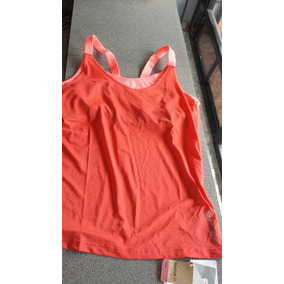 e01127741311b Blusa Reebok Os Burnout Tee Fitness B88065. Aragua · Camiseta Top Reebok  Original Talla L Dama