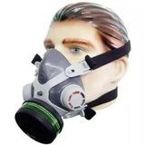 Máscara Semi-facial 1 Filtro Para Solventes E Pesticidas Epi 262b5d9016