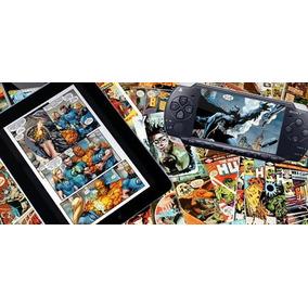 Quadrinhos Digitais - Maior Qualidade E Melhor Preço