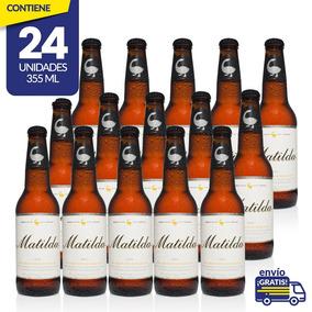 Cerveza Artesanal Goose Matilda, 24 Botellas 355ml C/u