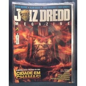 Juiz Dredd Magazine - Coleção 1 Ao 24 - Mythos - Ótimo