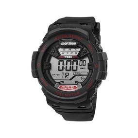cfc4337ec3d Relogio Mormaii Jaws 10 Atm - Relógios De Pulso no Mercado Livre Brasil