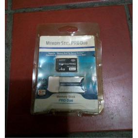 Memory Stick Pro Duo 4gb